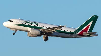 EI-IMS - Airbus A319-111 - Alitalia