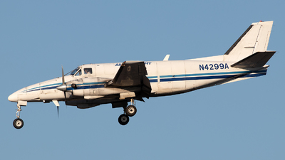 A picture of N4299A - Beech B99 Airliner - Ameriflight - © Sandra