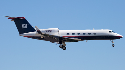 N18NY - Gulfstream G450 - Private