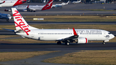 A picture of VHVOM - Boeing 7378FE - Virgin Australia - © Robbie Mathieson
