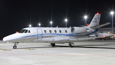 LV-CBK - Cessna 560XL Citation Excel - Royal Class