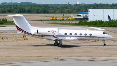 N440QS - Gulfstream G450 - NetJets Aviation