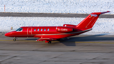 D-CHRA - Cessna 525C CitationJet 4 - E-Aviation