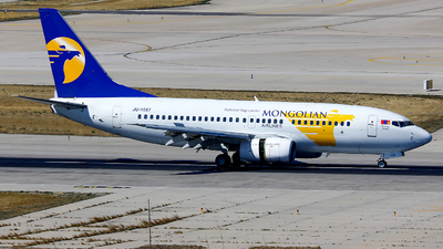 A picture of JU1087 - Boeing 73771M - [33103] - © Memory of the Winter