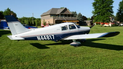A picture of N44817 - Piper PA28140 - [287525009] - © DJ Reed - OPShots Photo Team
