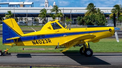 N4023R - Air Tractor AT-802A - Private