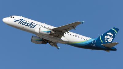 N623VA - Airbus A320-214 - Alaska Airlines