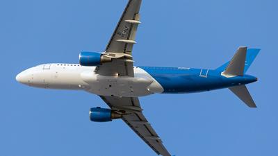 9K-ALF - Airbus A320-214 - Kuwait Airways