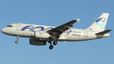A picture of S5AAP - Airbus A319132 - Adria Airways - © Jakob_Håkansson