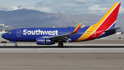 N441WN - Boeing 737-7H4 - Southwest Airlines