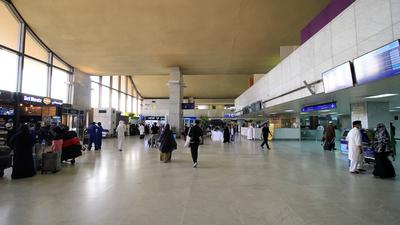 OEJN - Airport - Terminal