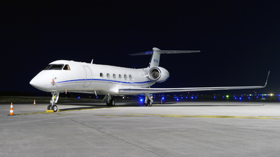 N977SA - Gulfstream G-V - Private