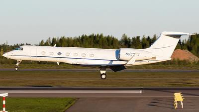 N999HZ - Gulfstream G550 - Private