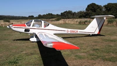 G-BMGR - Grob G109B - Private
