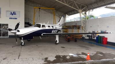N1438T - Piper PA-46-350P Malibu Mirage - Private