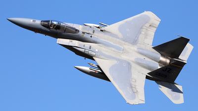 78-0509 - McDonnell Douglas F-15C Eagle - United States - US Air Force (USAF)