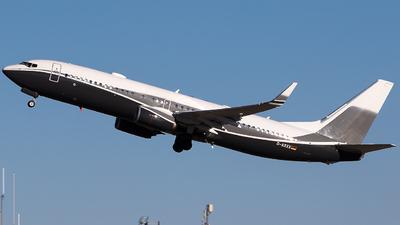 D-AXXX - Boeing 737-8LX(BBJ2) - ACM Air Charter