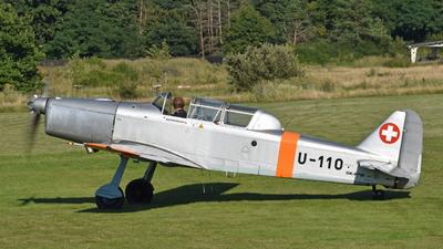 OK-PTW - Pilatus P-2-05 - Private