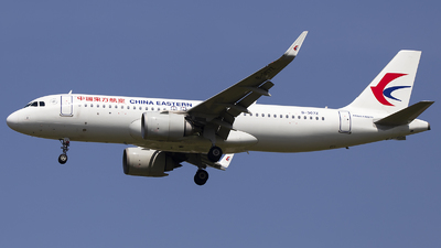 B-307Z - Airbus A320-251N - China Eastern Airlines