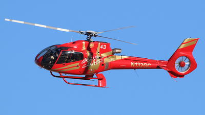 N132GC - Eurocopter EC 130B4 - Papillon Grand Canyon Helicopters