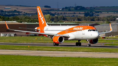 A picture of GEZWY - Airbus A320214 - easyJet - © Ethan Hew - p_nilly