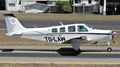 TG-LAW - Beechcraft A36 Bonanza - Private
