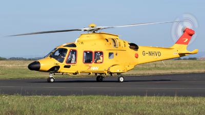 G-NHVD - Agusta-Westland AW-169 - Noordzee Helikopters Vlaanderen (NHV)