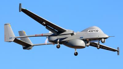 AS2132 - IAI Heron Shoval - Malta - Armed Forces