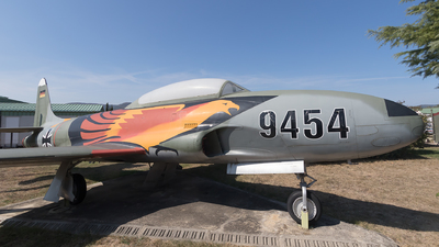 94-54 - Lockheed T-33A Shooting Star - Germany - Air Force