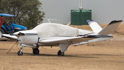 VH-CBR - Beechcraft S35 Bonanza - Private