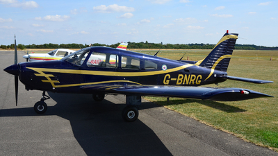 G-BNRG - Piper PA-28-161 Warrior II - Private