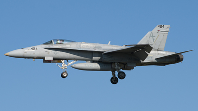 164687 - McDonnell Douglas F/A-18C Hornet - United States - US Navy (USN)