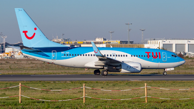 OO-JAS - Boeing 737-7K5 - TUI