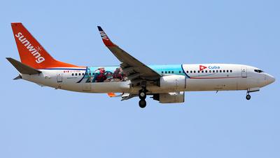 C-FTAH - Boeing 737-8Q8 - Sunwing Airlines