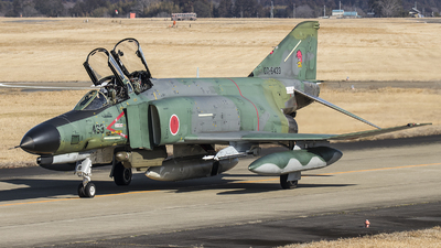 07-6433 - McDonnell Douglas RF-4EJ Kai - Japan - Air Self Defence Force (JASDF)
