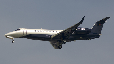 VN-A299 - Embraer ERJ-135BJ Legacy - Vietstar Airlines