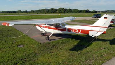 D-ECXJ - Reims-Cessna F172M Skyhawk - Flugschule Geisenfelder