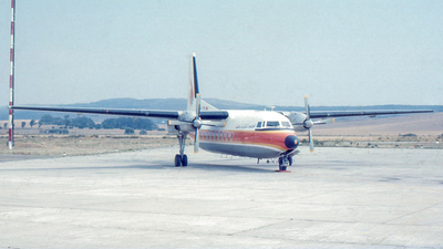CN-CDB - Fokker F27-600 Friendship - Royal Air Inter