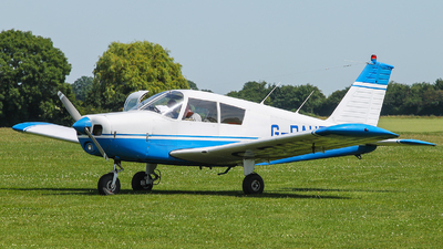 G-BAHF - Piper PA-28-140 Cherokee - Private