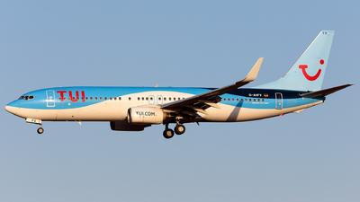 A picture of DAHFV - Boeing 7378K5 - TUI fly - © Ömür Sadikoglu