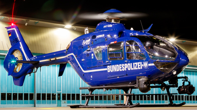 D-HVBG - Eurocopter EC 135T2+ - Germany - Bundespolizei