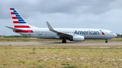 N854NN - Boeing 737-823 - American Airlines