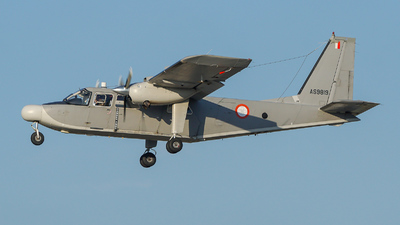 AS9819 - Britten-Norman BN-2T Turbine Islander - Malta - Armed Forces