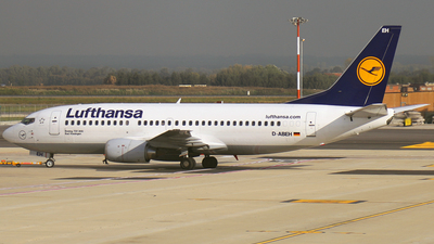 D-ABEH - Boeing 737-330 - Lufthansa