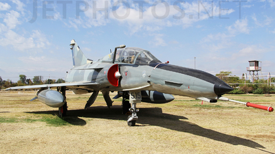 515 - Dassault Mirage 50 Pantera - Chile - Air Force