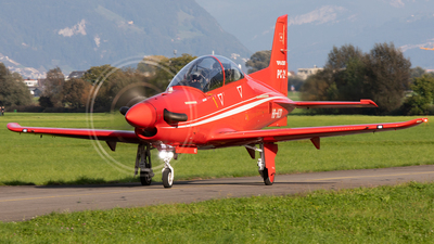 HB-HZD - Pilatus PC-21 - Pilatus Aircraft
