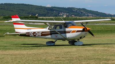 OE-DHF - Reims-Cessna F172N Skyhawk - Punitz Flugbetrieb