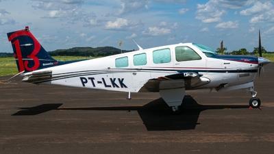 PT-LKK - Beechcraft A36 Bonanza - Private