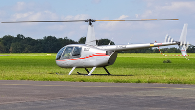 D-HFCR - Robinson R44 Raven II - Private