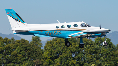 N340SV - Cessna 340A - Private